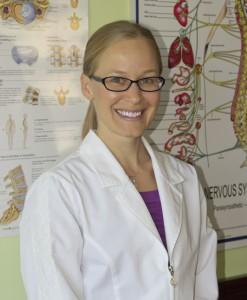 Dr. Elisabeth Miron - Aurora Chiropractor
