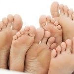 tips for healthy feet