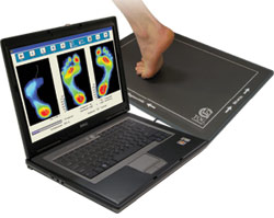 gaitscan by The Orthotic Group